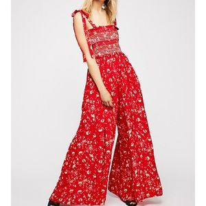 free people : color my world jumpsuit